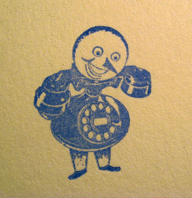Telephone-man
