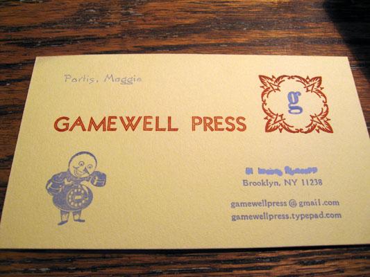 Prop-card