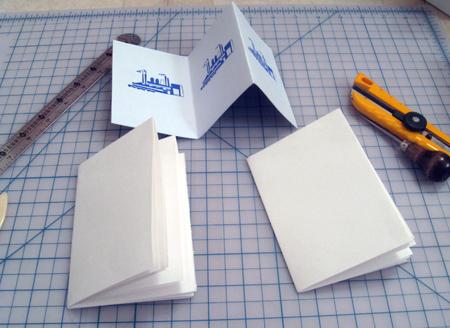 Factory-book-pieces