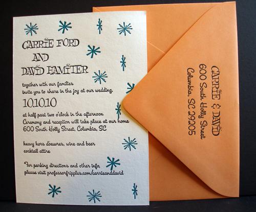 Invite&envelope